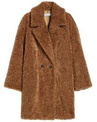iBlues Coat - Bruin