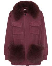 Custommade• Jacket - Rood