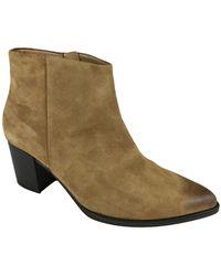 Gabor Damen Schuhe Boot - Braun