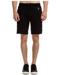Karl Lagerfeld Shorts Bermuda - Zwart