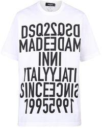UGG T-shirt Met Merknaam - Wit