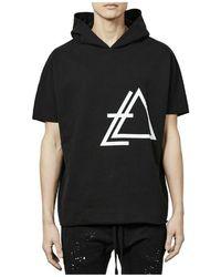 Thom Krom Graphic print hoodie - Noir