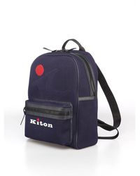 Kiton Backpack Azul