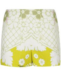 Valentino Shorts - Geel