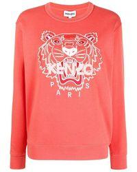 KENZO - Sweatshirt Tiger - Lyst