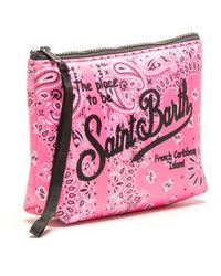 Mc2 Saint Barth Bag Rosa