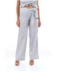 Michael Kors Ms 03b9u8zp pantalones classics - Azul