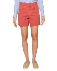 Department 5 Shorts - Rouge