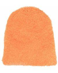 The Attico Hat - Oranje