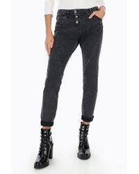 Please P78 baggy Jeans - Zwart