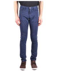 Armani Jeans Trousers - Azul