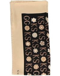 Gucci Women's Accessories Scarves 6482443g001 - Zwart