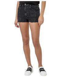 Givenchy Denim Shorts - Zwart