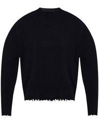 AllSaints 'kiera' sweater - Negro