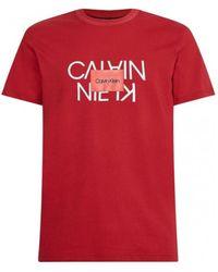 Calvin Klein - T-shirt K10k106489 - Lyst