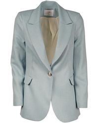 Soallure Jacket - Bleu