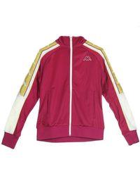 Kappa Track Jacket Banda 10 Anay - Rood