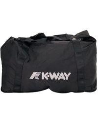 K-Way K-foldable Bag - Zwart