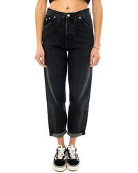 Calvin Klein Jeans J20j216142.1bz - Zwart