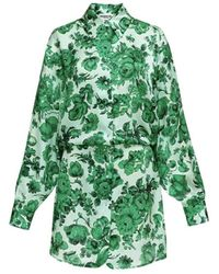 Essentiel Antwerp Dress - Vert