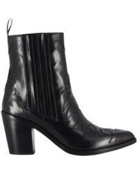 Sartore Boots Sr3265 - Zwart