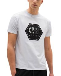 Cruyff Climent Tee - Wit