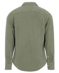 J.Lindeberg Comfort Slim Shirt Verde