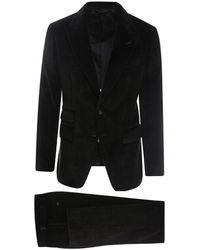 Tom Ford Suit 2ver2021el4z - Grijs