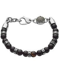 DIESEL Dx1163 bracelet - Noir