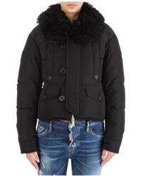 DSquared² - Women's Outerwear Down Jacket Blouson - Lyst