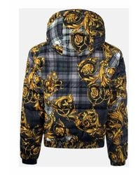 Versace Jeans Couture Giacca Bomber Negro