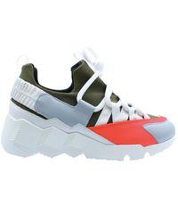 Pierre Hardy Runner Sneakers Trek Comet - Grijs