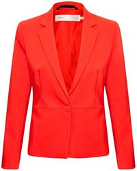 Inwear Zella Blazer 30104280 - Rouge