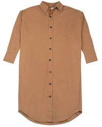 Marni Robe-chemise - Marron