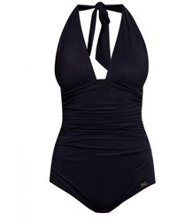 Dolce & Gabbana One-piece Swimsuit - Zwart