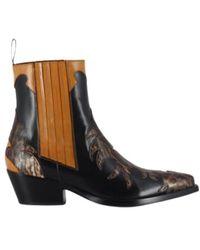 Sartore Boots Sr3652b - Oranje