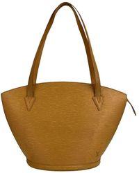 Louis Vuitton Saint Jacques GM Tote Bag - Orange