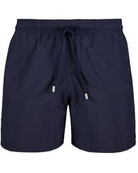 Vilebrequin Solid Swim Shorts - Blauw