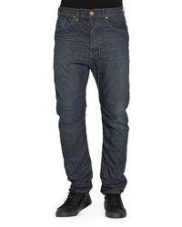 Carrera Jeans P747a-980a - Blauw