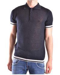 Daniele Alessandrini Polo Shirt - Blauw