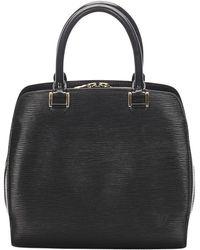 Louis Vuitton Epi Pont Neuf Leather - Noir