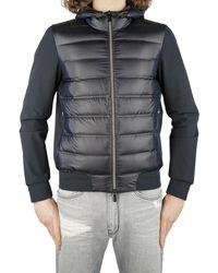 Rrd Winter Zip Duck Jacket - Blauw