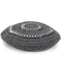 Ganni Hat - Zwart