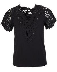 Ermanno Scervino T-shirt - Noir