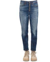Harmont & Blaine Jeans Dp268b - Blauw