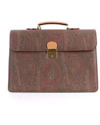 Etro 00353 1729 600 Bag - Bruin
