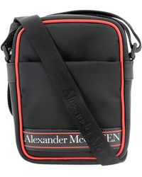 Alexander McQueen Cross Body Bag - Zwart