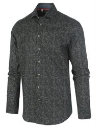 BLUE INDUSTRY Perfect fit shirt - Verde
