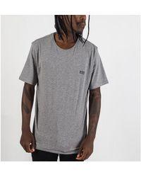 BOSS by Hugo Boss T-Shirt Small Logo Gris