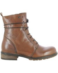 Wolky Boots - Braun